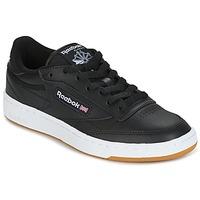 Sapatos Sapatilhas Reebok Classic CLUB C 85 C Preto