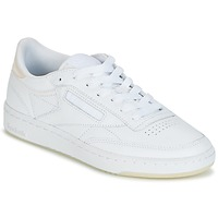Sapatos Mulher Sapatilhas Reebok Classic CLUB C 85 L THR Branco