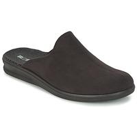 Sapatos Homem Chinelos Romika PRASIDENT 445 Preto