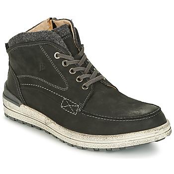 Sapatos Homem Botas baixas Josef Seibel EMIL 12 Preto