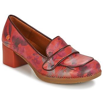 Sapatos Mulher Escarpim Art BRISTOL vermelho