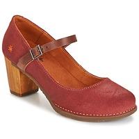Sapatos Mulher Escarpim Art SALZBURG Vermelho