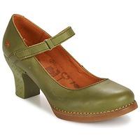 Sapatos Mulher Escarpim Art HARLEM Cáqui