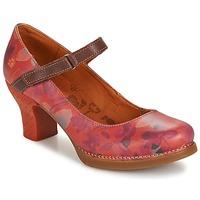 Sapatos Mulher Escarpim Art HARLEM Vermelho