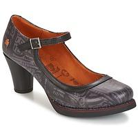 Sapatos Mulher Escarpim Art ST-TROPEZ Preto