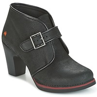 Sapatos Mulher Botas baixas Art GRAN-VIA Preto