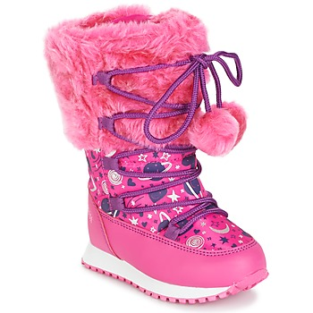 Sapatos Rapariga Botas de neve Agatha Ruiz de la Prada APRES-SKI AGATHA Rosa