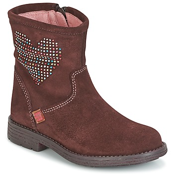 Sapatos Rapariga Botas baixas Agatha Ruiz de la Prada VAGABUNDA AGATHA Bordô