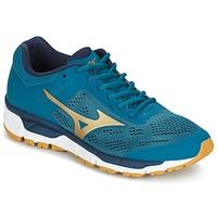 Sapatos Homem Sapatilhas de corrida Mizuno MIZUNO SYNCHRO MX 3 Azul