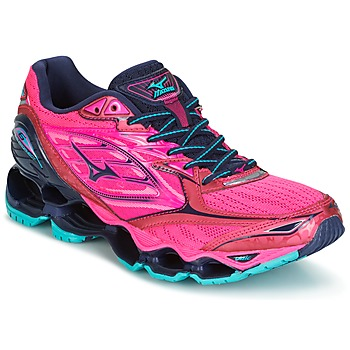 Sapatos Mulher Sapatilhas de corrida Mizuno WAVE PROPHECY 6 (W) Rosa