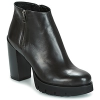 Sapatos Mulher Botas baixas Now TUTTO Preto