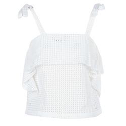 Textil Mulher Tops / Blusas Moony Mood GEMA Branco