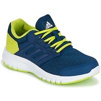 Sapatos Rapaz Sapatilhas de corrida adidas Performance GALAXY 4 K Azul