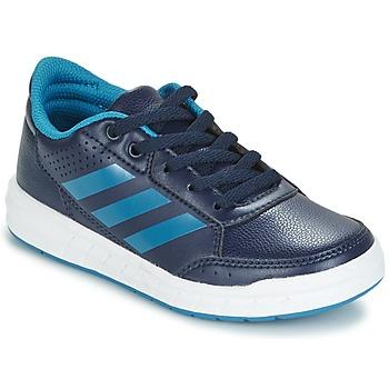 Sapatos Rapaz Sapatilhas adidas Performance ALTASPORT K Marinho