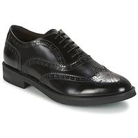 Sapatos Homem Sapatos Stonefly CLASS II 2 BRUSH OFF Preto