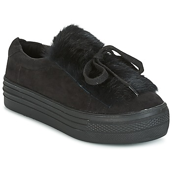 Sapatos Mulher Sapatilhas Coolway PLUTON Preto