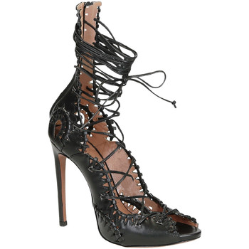 Sapatos Mulher Sandálias Alaa 4S3X524CB23 nero