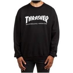 Textil Homem Sweats Thrasher CRTHRSKAMA-BLA Preto