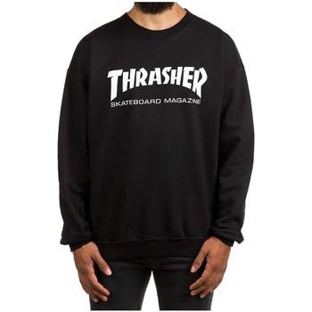 Textil Homem Sweats Thrasher SUDADERA  SKATE MAG NEGRO HOMBRE Preto