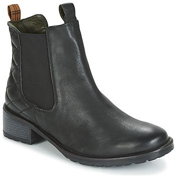 Sapatos Mulher Botins Barbour LATIMER Preto