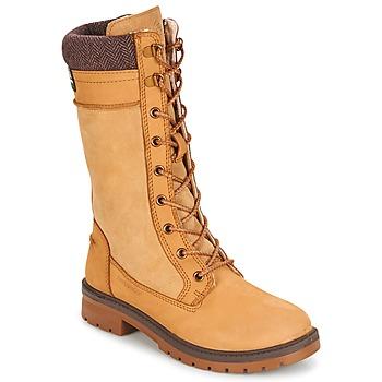 Sapatos Mulher Botas KAMIK ROGUE 9 Castanho