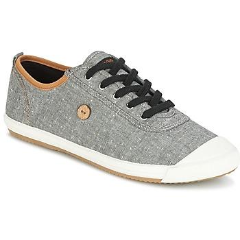 Sapatos Homem Sapatilhas Faguo OAK01 Cinza