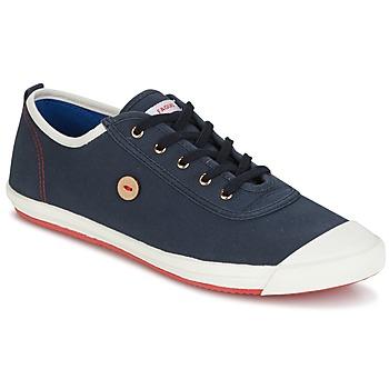Sapatos Homem Sapatilhas Faguo OAK01 Marinho
