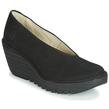 Sapatos Mulher Escarpim Fly London CUPIDO Preto