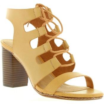 Sapatos Mulher Sandálias MTNG 53785 Marr?n