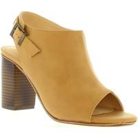 Sapatos Mulher Sandálias MTNG 53917 C25035 STEADY CUERO Marrón