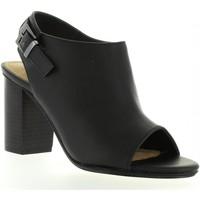 Sapatos Mulher Sandálias MTNG 53917 I265 BRUSH NEGRO Negro