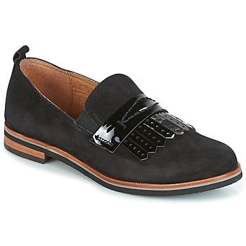 Sapatos Mulher Mocassins Caprice CILA Preto