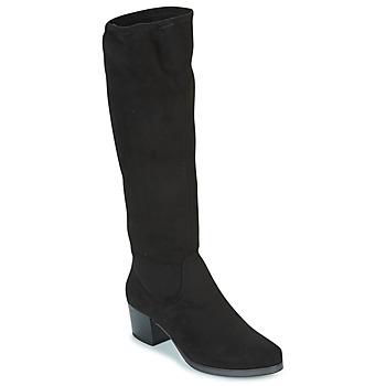Sapatos Mulher Botas Caprice BELLA Preto