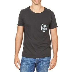 Textil Homem T-Shirt mangas curtas Eleven Paris LENNYPOCK Branco