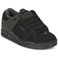 Sapatos Homem Sapatilhas Globe FUSION Preto