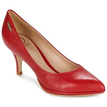 Sapatos Mulher Escarpim Dumond MASTIZE Vermelho