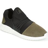 Sapatos Homem Sapatilhas Asfvlt AREA LOW Preto / Cáqui