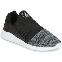 Sapatos Homem Sapatilhas Asfvlt AREA LOW Preto / Branco