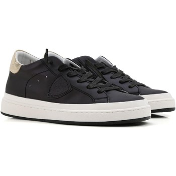 Sapatos Mulher Sapatilhas Philippe Model CKLD ML31 nero