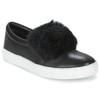 Sapatos Mulher Slip on Les Tropéziennes par M Belarbi LEONE Preto