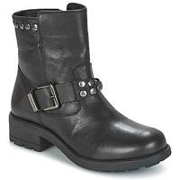 Sapatos Mulher Botas baixas Les Tropéziennes par M Belarbi LIAM Preto