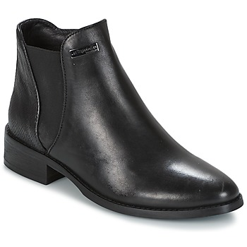 Sapatos Mulher Botas baixas Les Tropéziennes par M Belarbi NACRE Preto