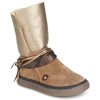 Sapatos Rapariga Botas Catimini ROUGEGEORGE Toupeira - cobre