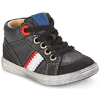 Sapatos Rapaz Sapatilhas de cano-alto GBB ANGELITO Cinza