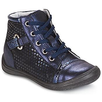 Sapatos Rapariga Sapatilhas de cano-alto GBB ROMIE Marinho