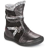 Sapatos Rapariga Botas baixas GBB ROSANA Cinza