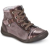 Sapatos Rapariga Botas baixas GBB ROMIE Rosa / Bordô