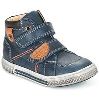 Sapatos Rapaz Botas baixas GBB RANDALL Azul