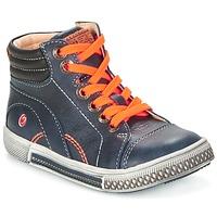 Sapatos Rapaz Sapatilhas de cano-alto GBB RALPH Azul