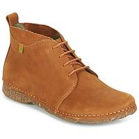Sapatos Mulher Botas baixas El Naturalista ANGKOR Camel